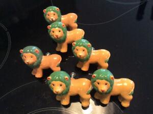 Lots de poignées Lion