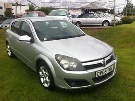 Vauxhall/Opel Astra 1.6i 16v 2006MY SXi