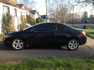 2008 Honda Civic EX-L Coupe  - Safetied, in great condition!!