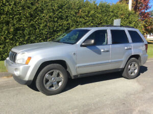 JEEP GRAND CHEROKEE TRAIL RATED 2005