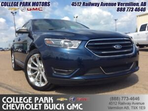 2016 Ford Taurus Limited  Massaging heated seats - AWD   text 78