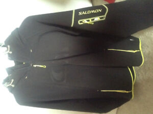 Salomon windbreaker men's medium jacket never worn brand new