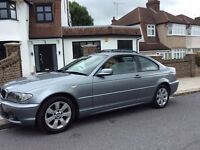 Bmw 3 series 2005 coupe sport 318I looks drives like new a1 condition don't miss out
