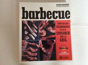 Livre de recettes pour le BBQ