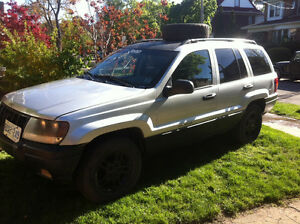 2002 Jeep Grand Cherokee Laredo Best Offer