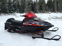 Snowmobiles in need of work!