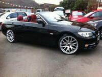 BMW 3 SERIES 320d SE (black sapphire metallic) 2010