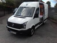 Volkswagen Crafter 2.0TDi CR35 MWB 2014 48,000 miles