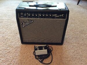Fender Super Champ XD Tube amp.