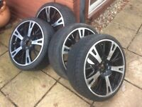"""18""""Tyres for sale"""