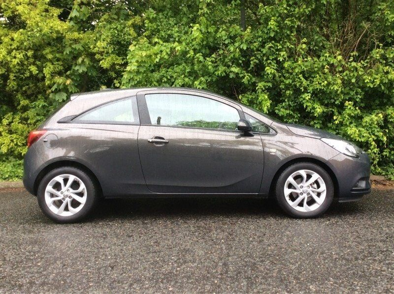 2016 66 reg Vauxhall Corsa 1.4 TOP OF RANGE WITH OVER £2000 OF EXTRAS / SENSORS / 1 OWNER / £30 TAX