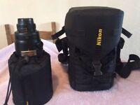 Nikon prime lens