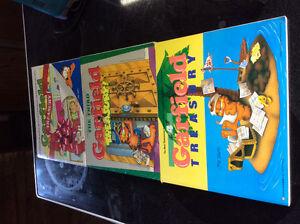 Garfield comic books
