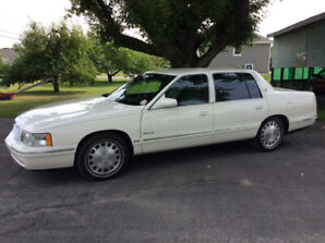 Cadillac Northstar Deville 1998