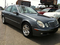 2006 MERCEDES BENZ E350 4MATIC - PANORAMIC / CLEAN CAR-PROOF