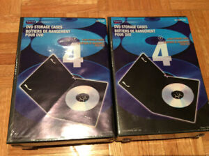 RECORDABLE COMPACT DISCS/DVD, CD, BLUE RAY STORAGE CASES