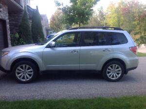 2011 Subaru Forrester 2.5X Limited