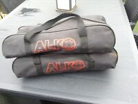 2caravan Al-ok secure no 5 wheel locks £90 the pair