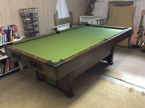 Pool/Billiards Table for Sale