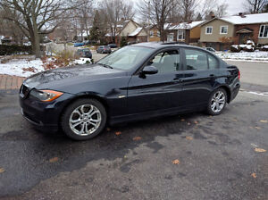 2006 BMW 3-Series 325 Xi Sedan