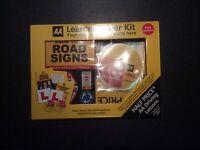 Learner driver kit