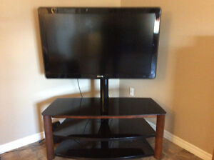 Phillips tv and stand