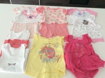 $35---size 0 baby clothes