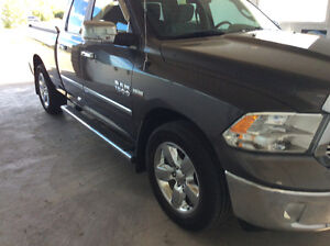 2014 Ram 1500 SLT Big Horn with Chrome Package