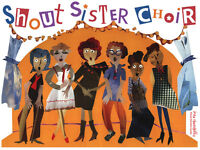 Shout Sister Concert to benefit Inn From The Cold