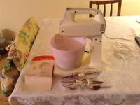 Moulinex cake mixer