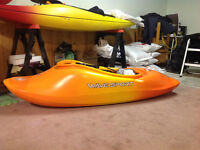 New Wavesport PROJECT X 64 whitewater kayak