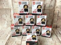 NEW & SEALED KYLO REN LEGO BRICK HEADZ