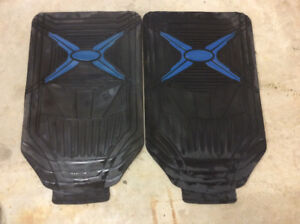 Floor Mats for Honda Civic (front driver and passenger)