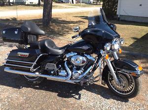 2010 Harley Davidson Electra Glide Classic