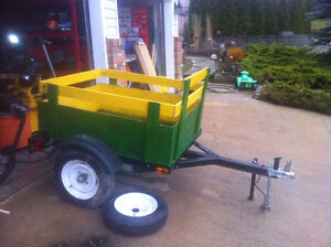 Like new atv or side by side trailer