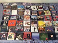 Job lot DVDs and CDs bundle