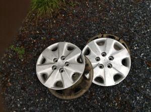 """Honda 15"""" hub caps"""