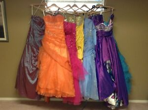 Designer Formal/ Grad Dress Clearance New With Tags Sizes 0-16