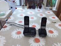 Twin BT phones. Screens unwanted calls
