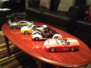 1/18 diecast cars  clearout $30