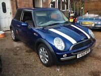 Mini one 1.6 108k very good condition in and out
