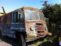 Tweed Tanker 1955 approx - ideal restoration project