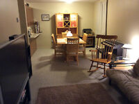 Quiet 3 Bedroom Apartment, available May 1, Util. Incl.