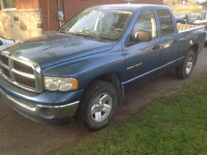 2003 Dodge Power Ram 1500 Slt Camionnette