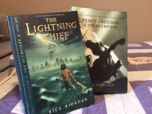 For Sale: Percy Jackson & The Olympians Box Set