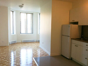 Heart of the Plateau! One bedroom apt.