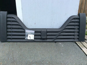 Stromberg Carlson Blow Molded Louvered tailgate for Chevy truck