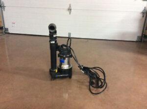 1/2 hp Stainless Steel Sump Pump