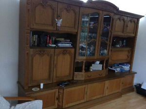 German wall unit forsale (made in Germany)