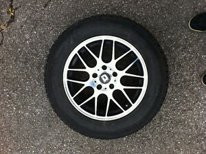 5x120  - 225/65/17 Equinox/SRX/BMW  Mags and Tires